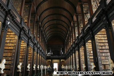 Thư viện trường Trinity, Dublin, Ailen