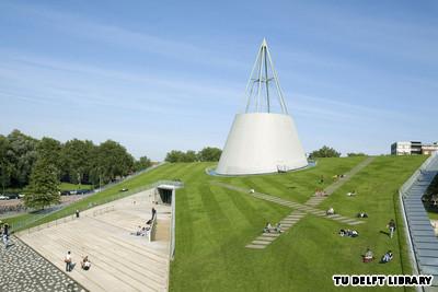 Thư viện TU Delft, Hà Lan