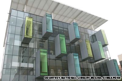 Thư viện Bishan Public, Singapore